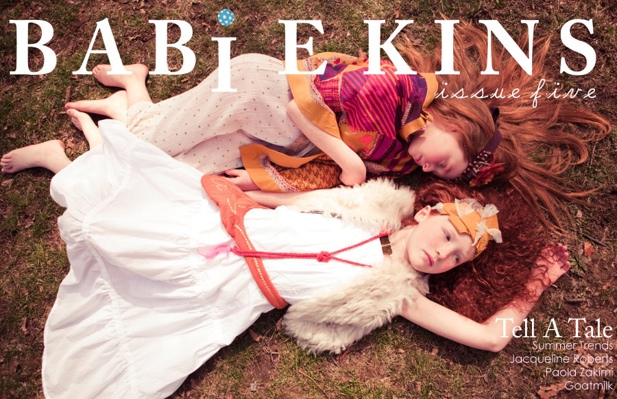 Babiekins Magazine | Issue Five