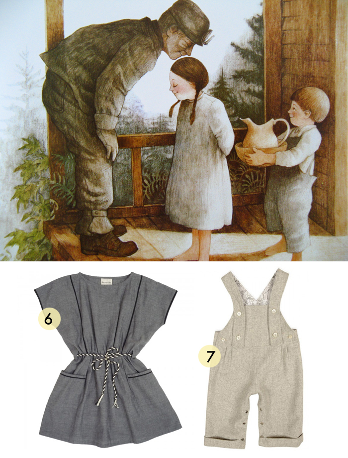 3- Babiekins Blog - Get the Look via Marveilles and Je suis en CP for When I was Young in the Mountains