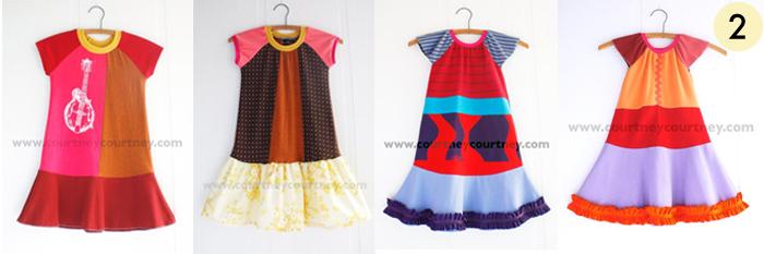 Babiekins Magazine Blog - My Forever Dress - courtneycourtney upcycled dresses