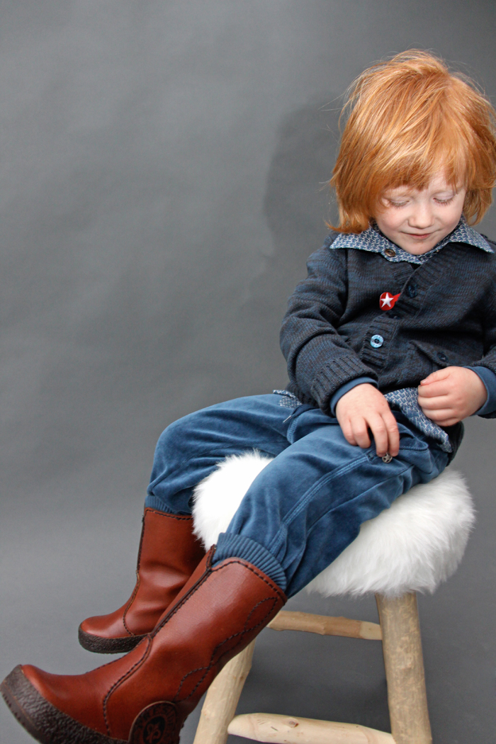 Kik-kid Winter 2012 Lookbook as seen on the Babiekins Magazine Blog