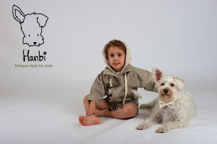 Hanbi Spring Summer 2012 - Australian children's clothing as seen on the Babiekins Magazine blog