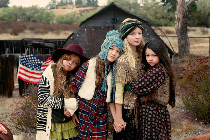 Bohemian Harvest | Editorial for Babiekins Magazine by Jessie Kenney and styling by Heather Rome