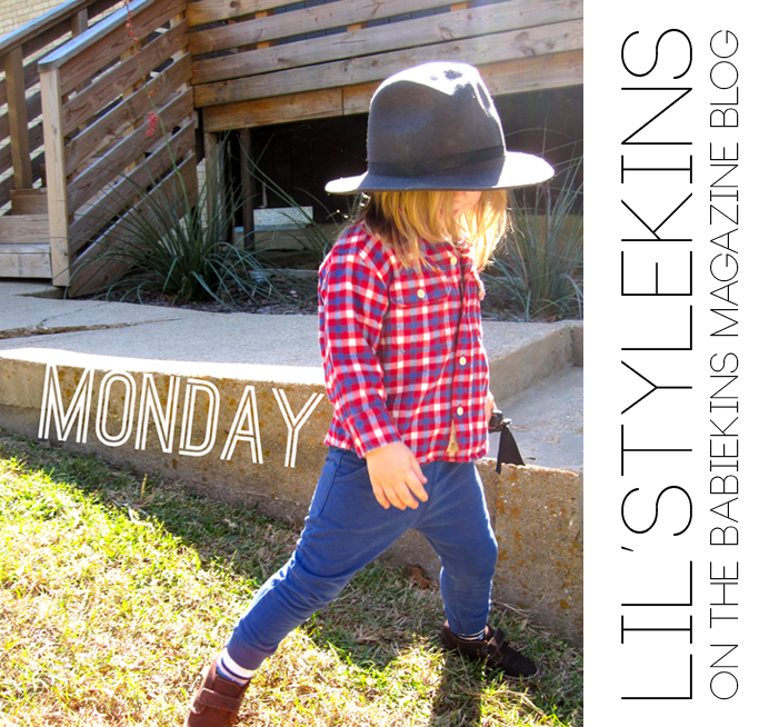Cove of jenlovescove on Instagram as the featured LIL' STYLEKINS on the Babiekins Magazine blog