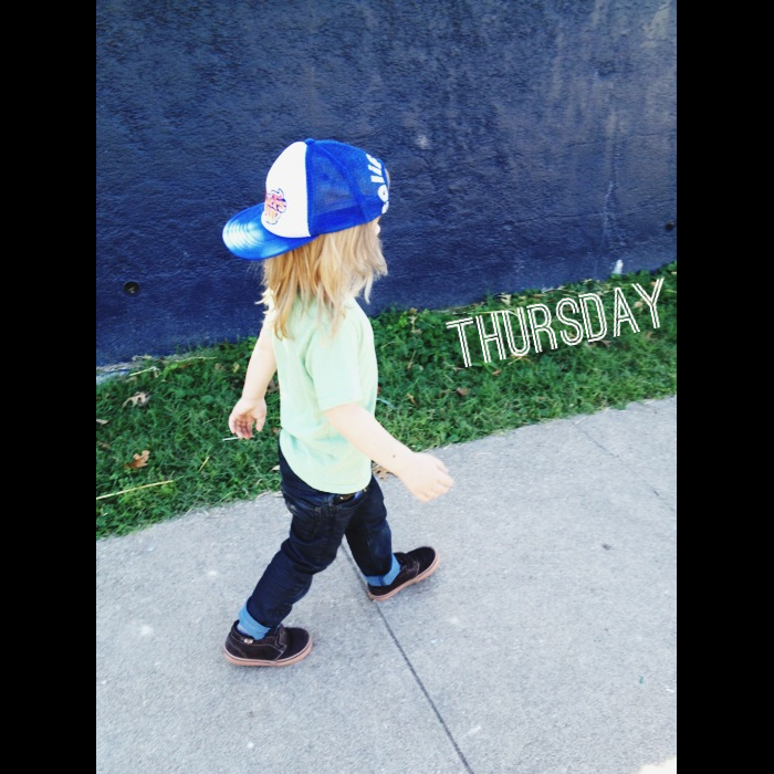 Thursday Outfit - Cove of jenlovescove on Instagram as the featured LIL' STYLEKINS on the Babiekins Magazine blog