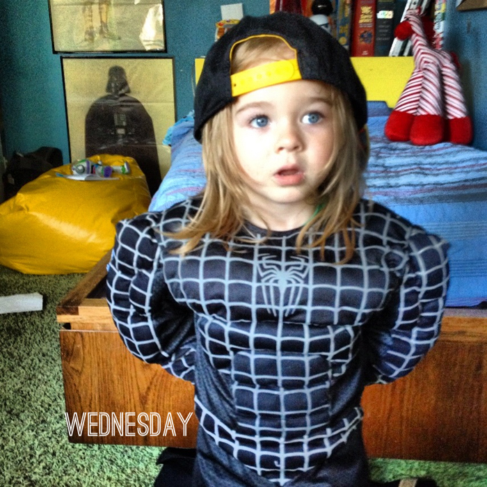 Wednesday Outfit - Cove of jenlovescove on Instagram as the featured LIL' STYLEKINS on the Babiekins Magazine blog