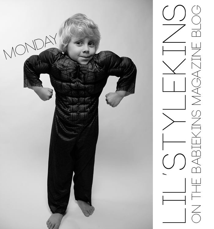 Aiden of The Wiegands on the Babiekins Magazine blog's Lil' Stylekins feature