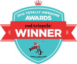 Winner of Red Tricycle Award