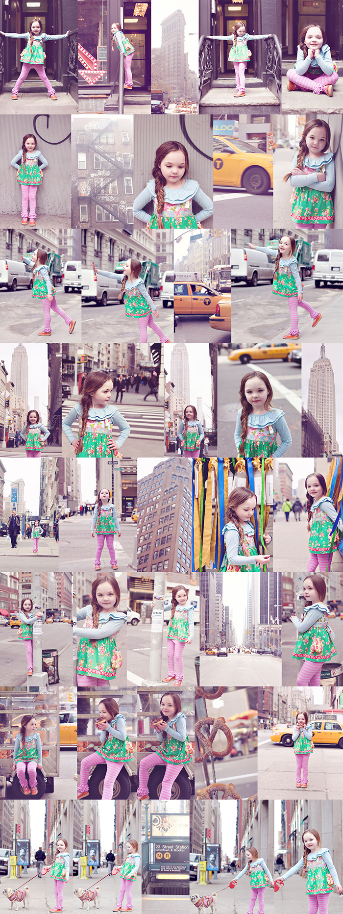 Matilda Jane in NYC
