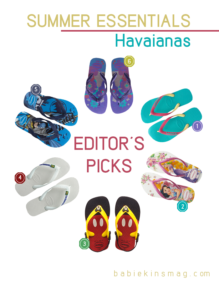 Babiekins Magazine loves Havaianas