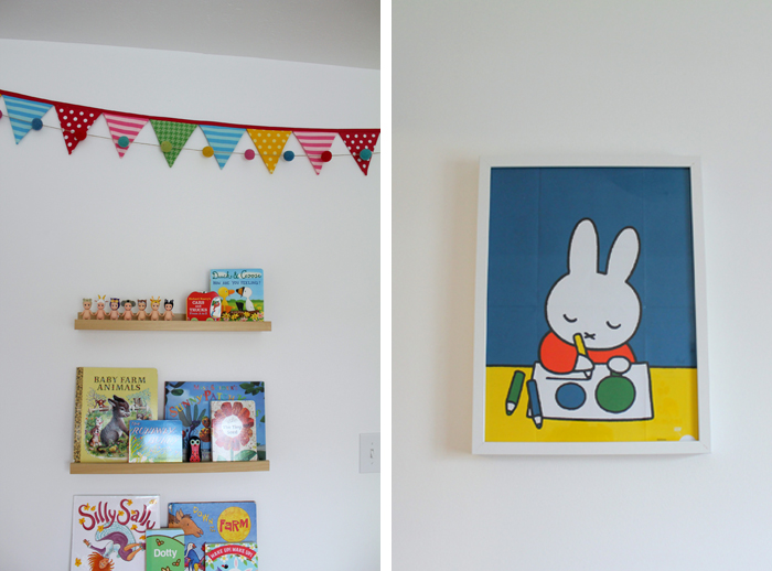 Mia Bella's Playroom as seen on the Babiekins Magazine blog