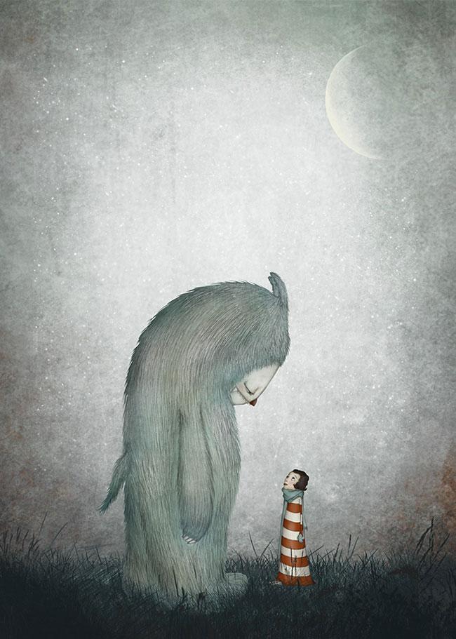 Babiekins blog artist Maja Lindberg
