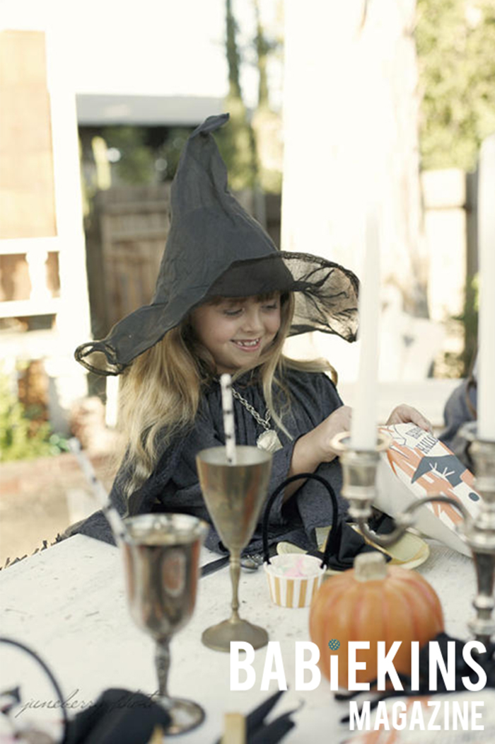 Halloween Fun by Babiekins Magazine