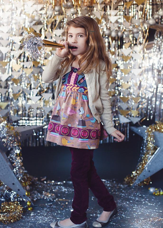 Happy New Years! babiekins photography by stephanie matthew, set design by michelle shaka berg