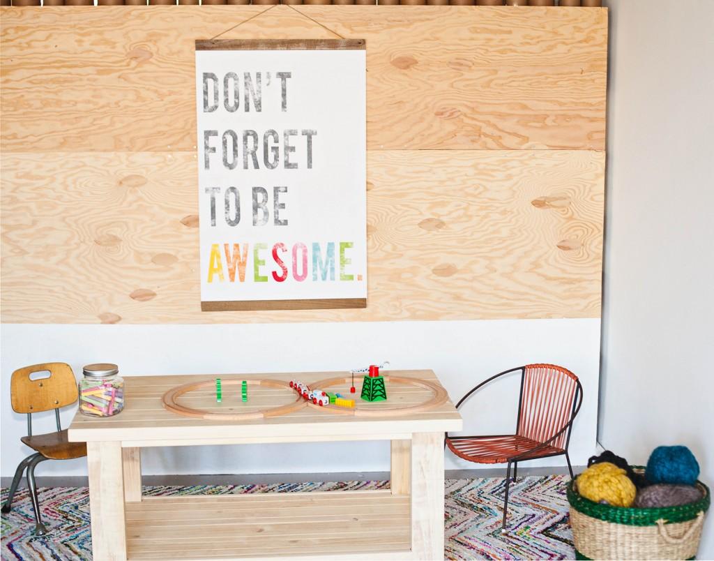 Work + Shop babiekins blog