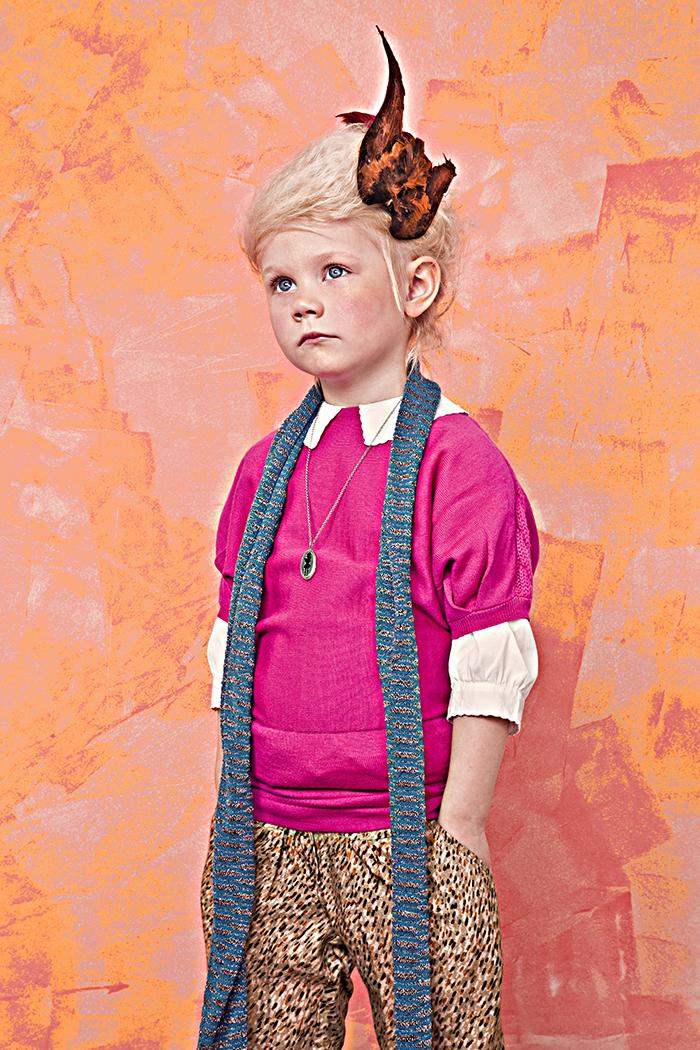Emilie Vercruysse For Babiekins Magazine Print Issue 1