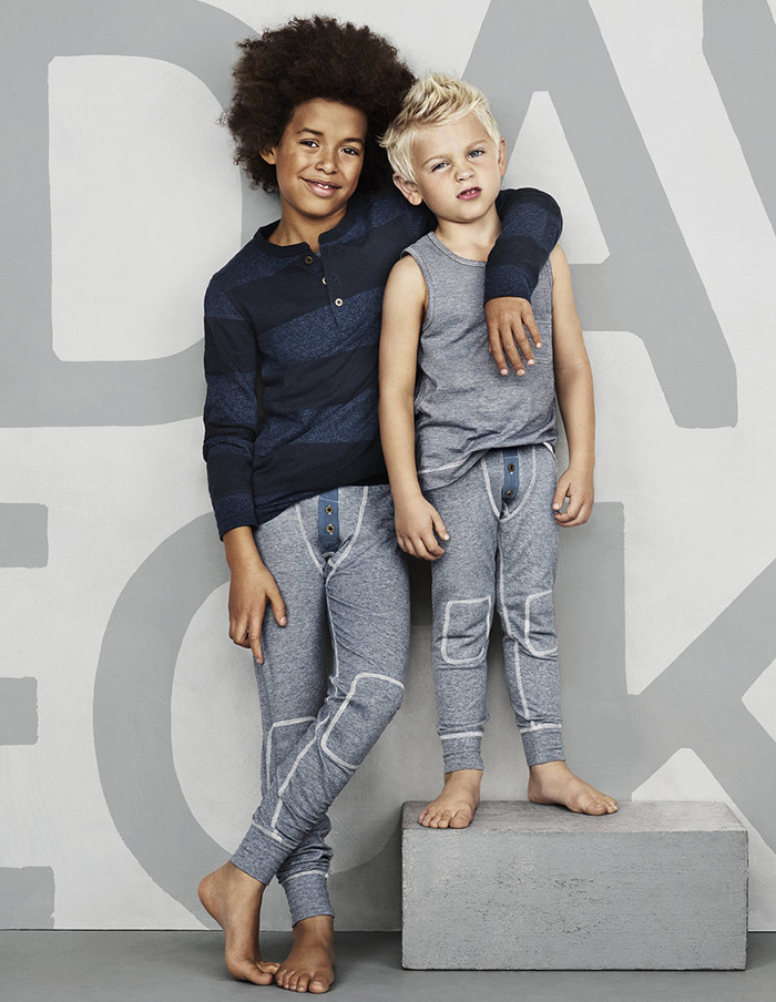 Learn about what David Beckham is designing for H&M on Babiekins Blog