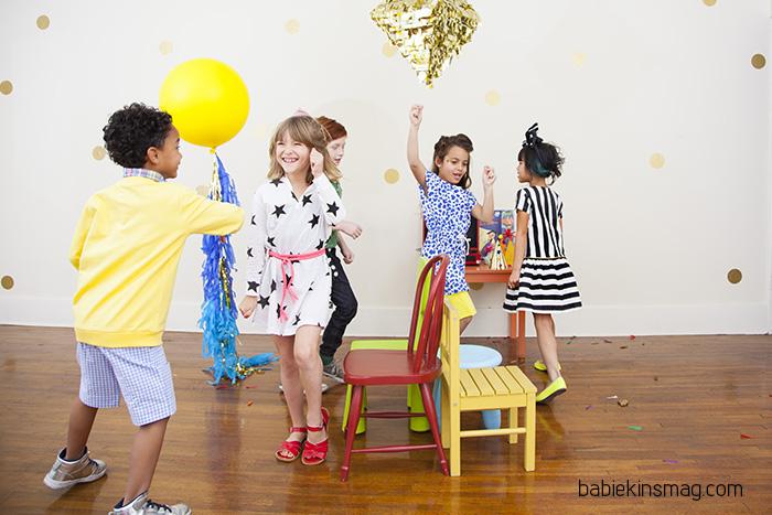 Babiekins Party