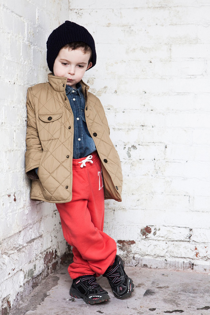 It's All About The Boys // Editorial by Lise Varrette for Babiekins Magazine