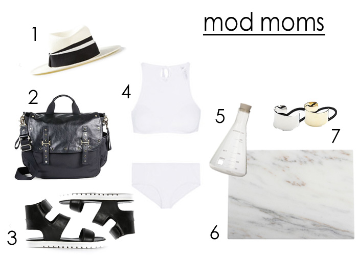 MOMKINS Mothers Day Gift Ideas for Femme, Mod, and Green Moms