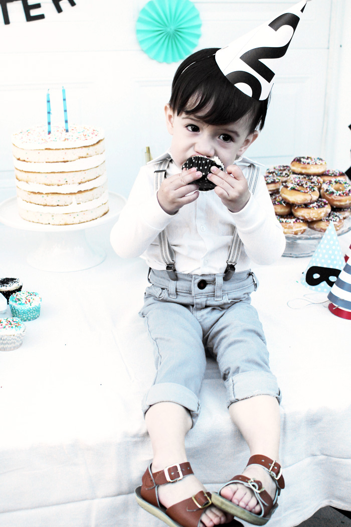 Babiekins Magazine |Partykins // Carter's 2nd Birthday