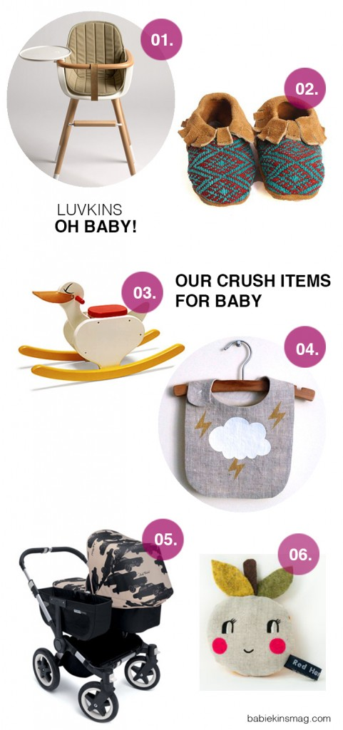 Luvkins // Oh Baby! Our Crush Items For Baby