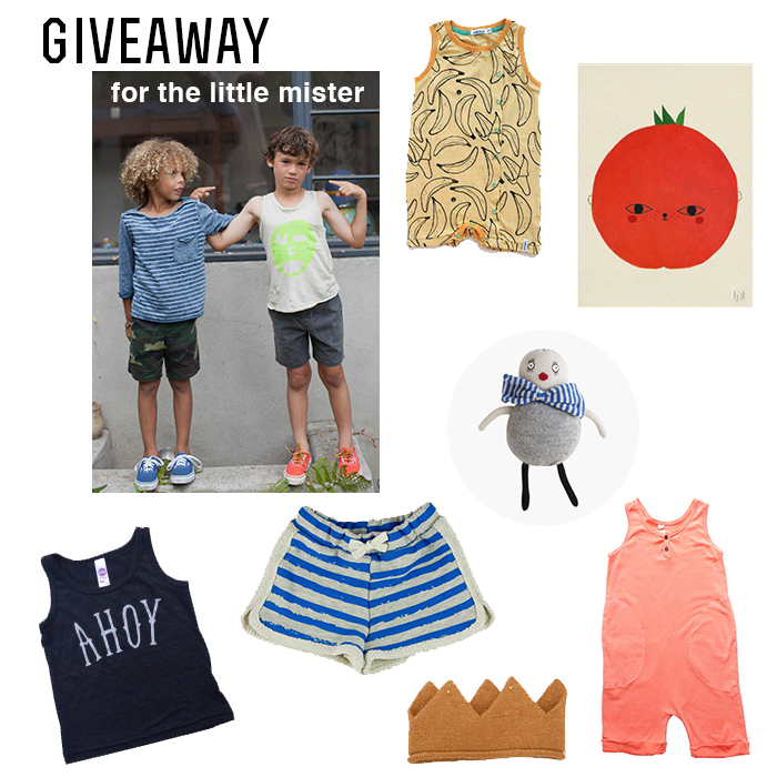 Babiekins Magazine | Giveaway For The Little Mister
