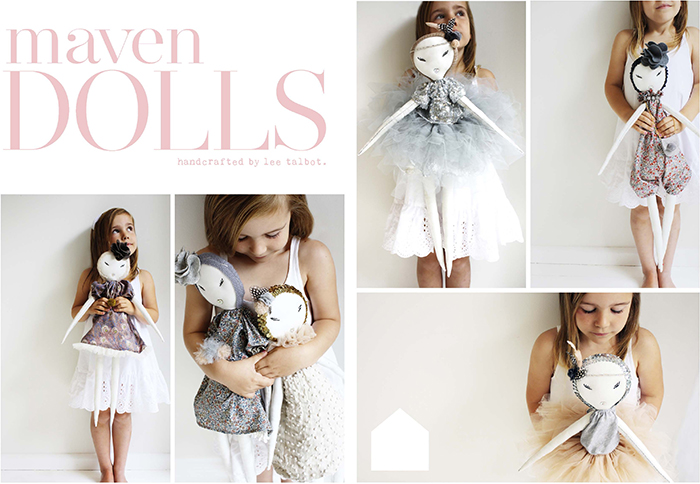 Babiekins Magazine | Maven Dolls