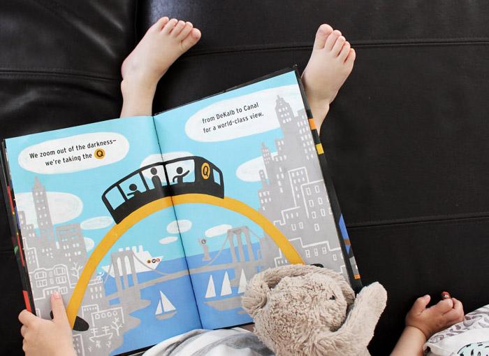 Babiekins Magazine Blog | Storykins // SubwayIMG_1884 copy