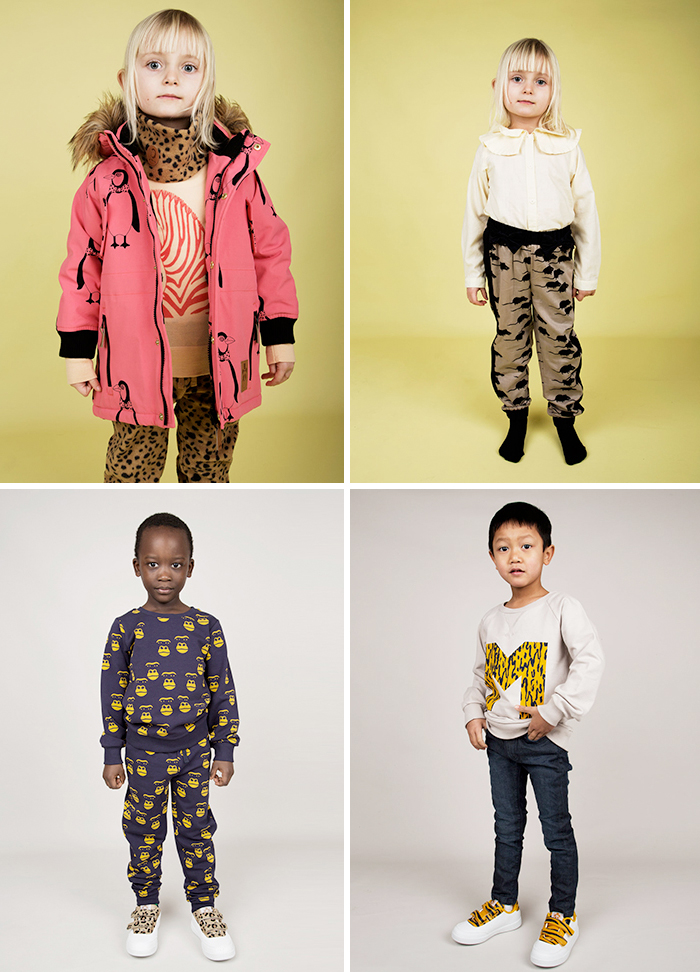 Sneak Peak @ Mini Rodini AW14