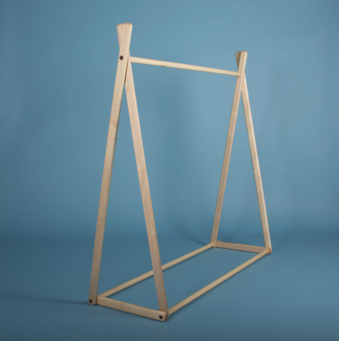Featurekins // Such Great Heights Clothes Rack