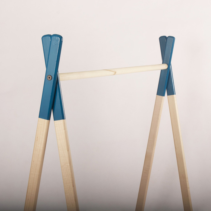 Sleepykins // Such Great Heights Clothes Rack