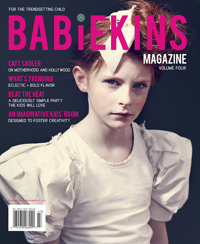 Babiekins Magazine | Buy Print Issue 4 Online Now