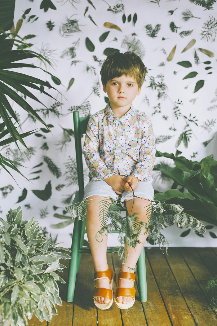 Babiekins Magazine | Fashionkins // Indoor Jungle