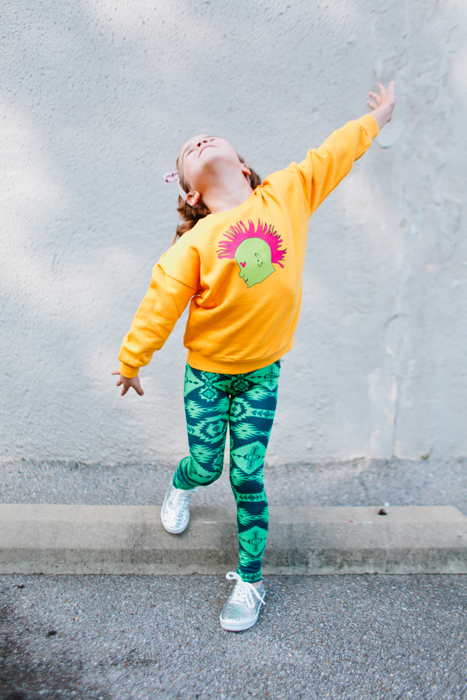 Elizabeth Pettey Photography for Babiekins Magazine Blog // Leggings to Love: Loola Leggings