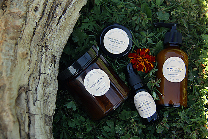 Babiekins | Giveaway // The Peacock Apothecary