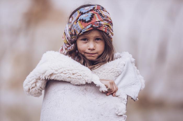 Babiekins Magazine// Children of the Tribe