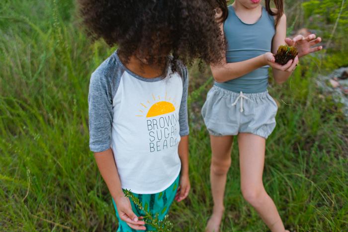 Elizabeth Pettey Photography for Babiekins (blog) // Little Yogis
