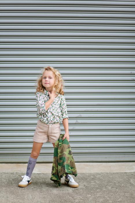 Elizabeth Pettey Photography for Babiekins Blog // Lil' Stylekins: Gracie