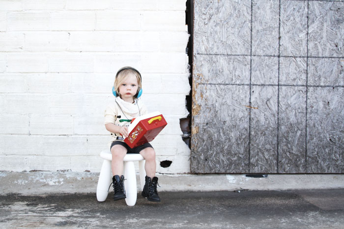 Babiekins Mag | DJ Kid Style