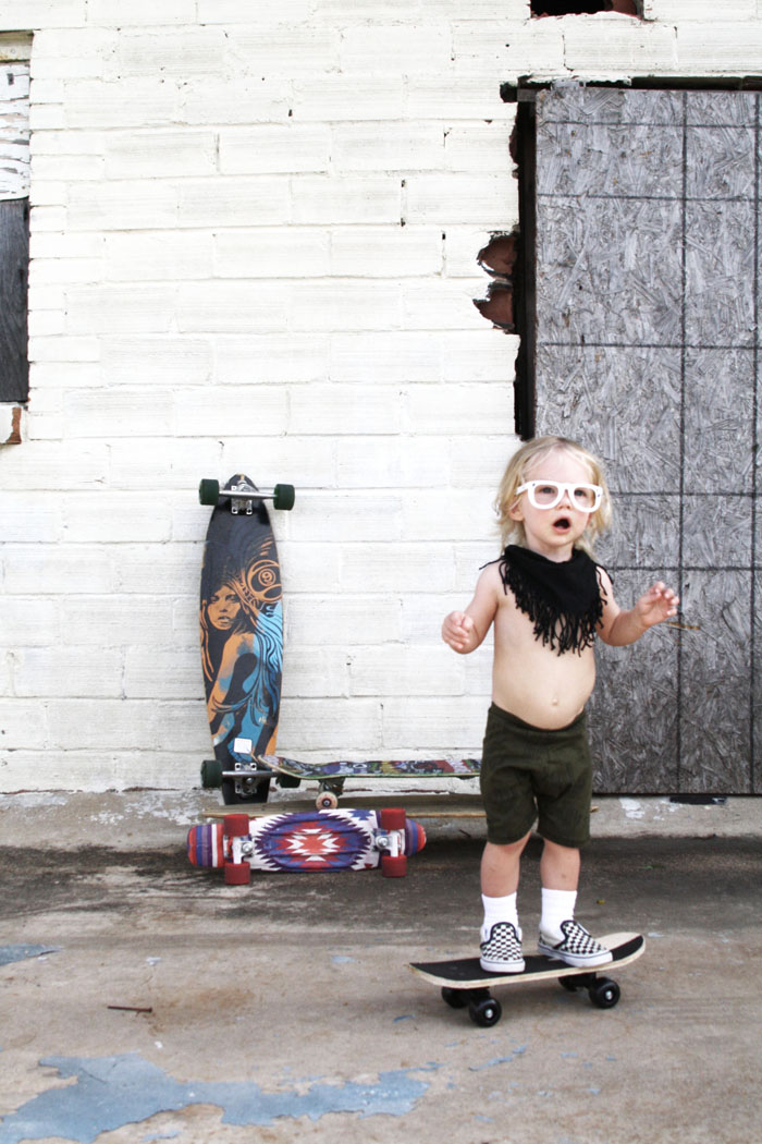 Babiekins Mag | Hipster and Skater Kids