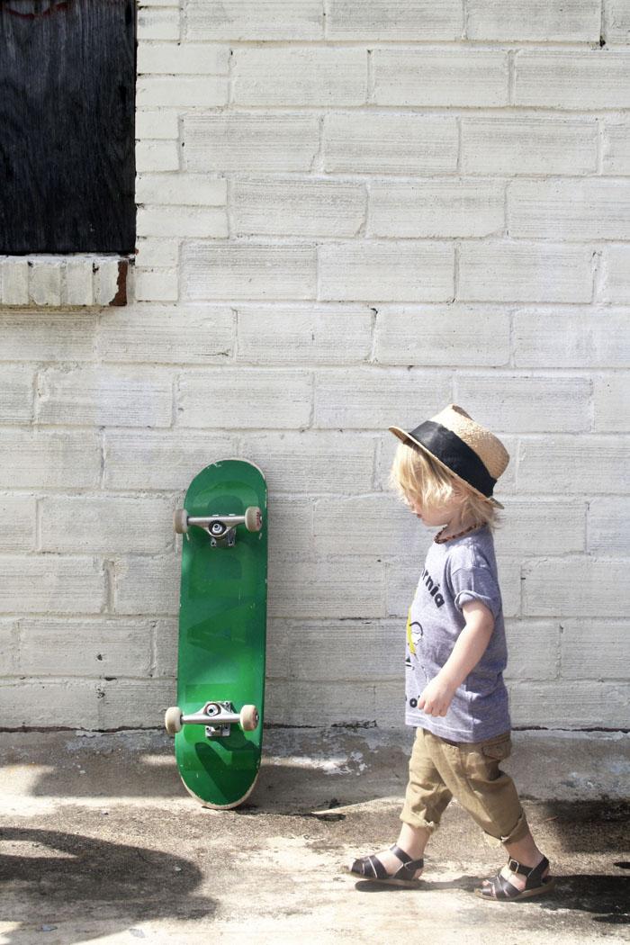 Babiekins Magazine | Skate kids style