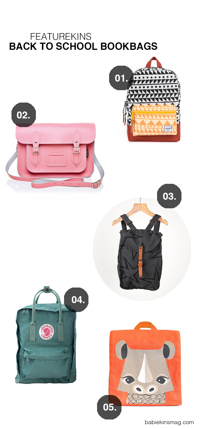 Babiekins Magazine|Bookbags
