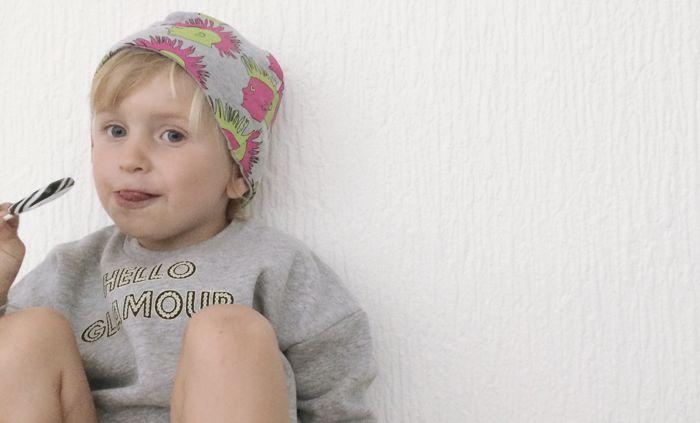 Babiekinsmag. Lil'Stylekins // Twinning and a bit of glamour