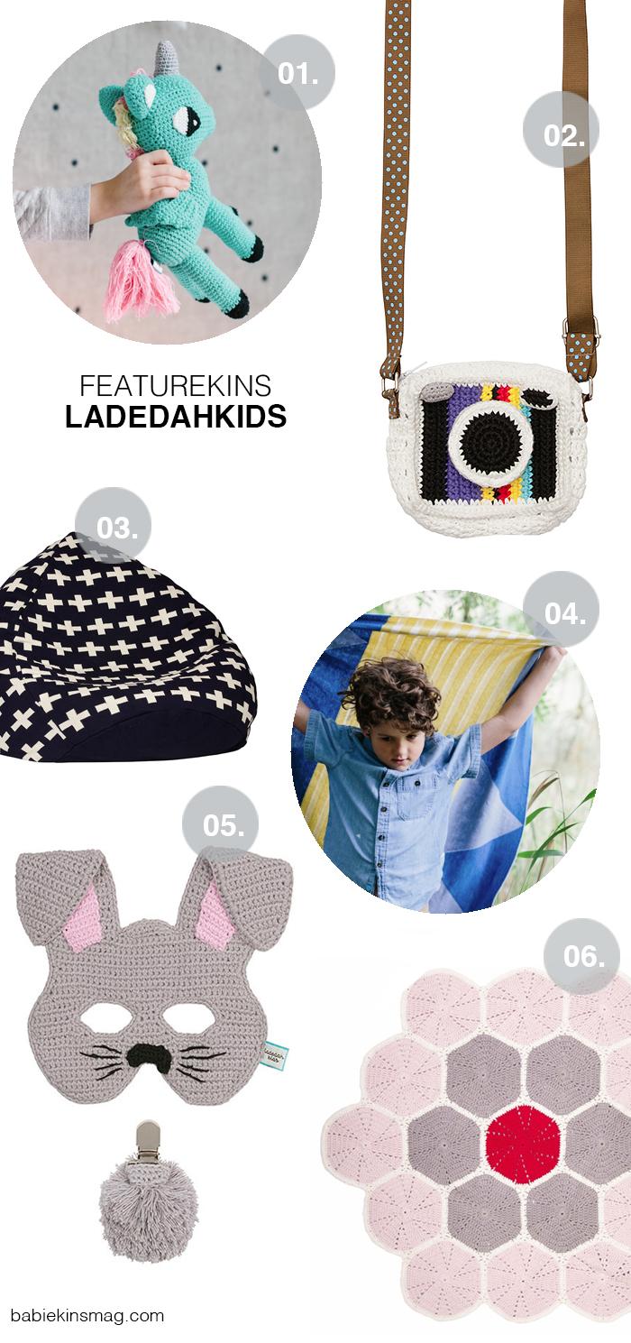 LaDeDah Kids | Babiekins Magazine