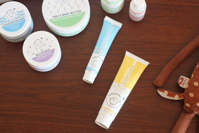 Babiekins Magazine | Baby Pibu, Newborn Essentials skincare kit