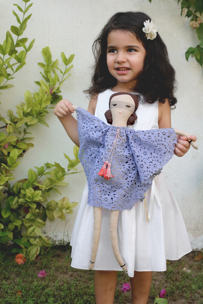 Babiekins Magazine| Dumyé: Dolls with a Purpose