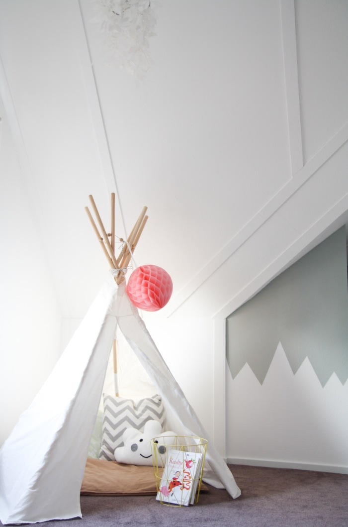 Babiekins Magazine| Sleepykins // Cato's Big Girl Room