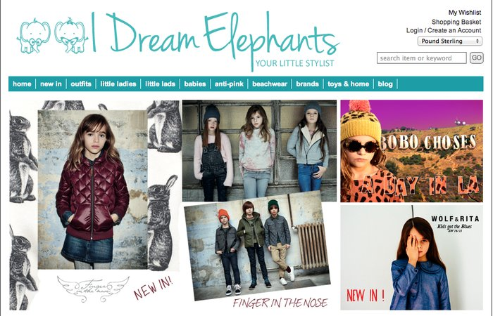 Babiekins Magazine| Shop Talk with I Dream Elephants