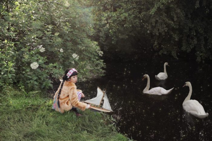 Babiekins Magazine|FaFa AW 2012 by Lissy Elle