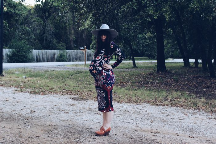 BabiekinsMag // Momkins // One Dress, Two Ways